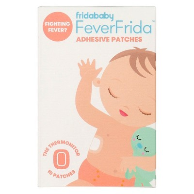 Fridababy FeverFrida™ Thermometer Adhesive Patches - 10 Pack