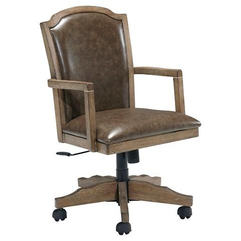 Tanshire Home fice Swivel Desk Chair Grayish B Tar