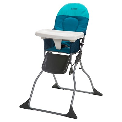 Cosco Simple Fold High Chair - Ocean Depth
