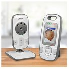 VTech Safe&Sound® VM312 Color Video & Audio Baby Monitor with Automatic Night Vision & Talk Back Intercom