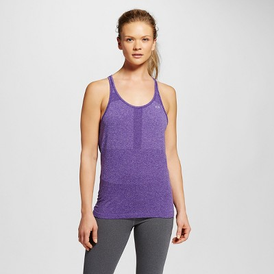 C9 Champion® Women's Seamless Tank - Rich Purple S