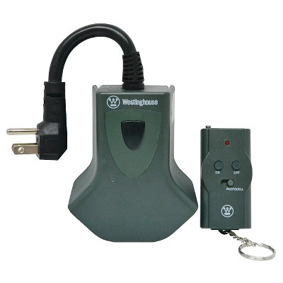 Westinghouse Outlet with Remote