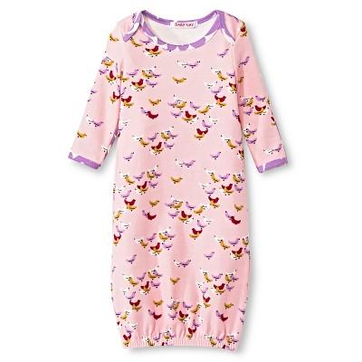 Baby Nay Vintage Flocks Baby Set - Pink  3-6 M