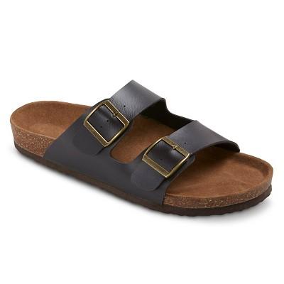 Ecom MSC Footbed Sandals BRN 10