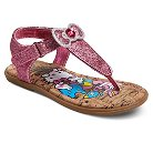 Toddler Girls' Hello Kitty Thong Sandals - Pink