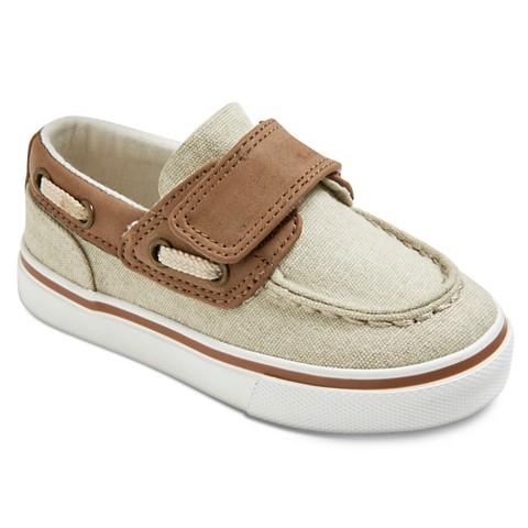 Toddler Boys Drake Boat Shoes Tan Tar