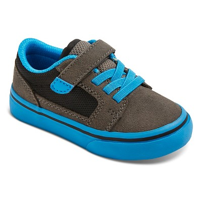 Toddler Boys' Devon Skate Shoes - Grey 7