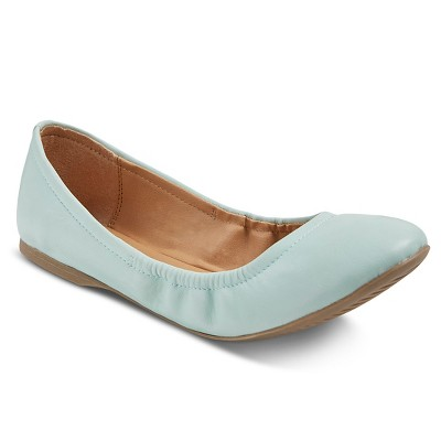 Imn Shoes Adult Ballet Flats Ona Mossimo Supply Co Mint 8