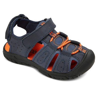 Toddler Boys' Derek Hiker Sandal - Navy 5