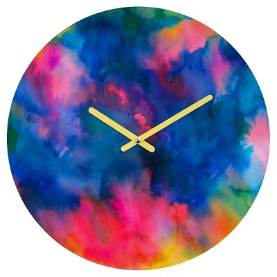 Decorative Clock  DENY Designs
