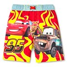 Toddler Boys' Cars Trunk -Red
