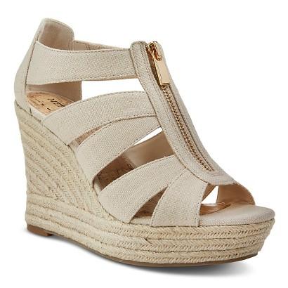 Women's Meredith Espadrille Sandals - Merona™ - Tan