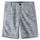 Boys' Flat Front Short Light Gray 8 - Cherokee®