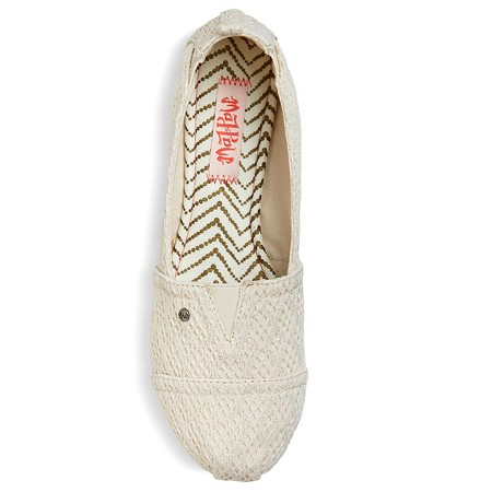 s mad 174 lydia slip on shoes ivory 8 target