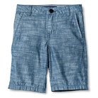 Boys' Flat Front Short Blue Chambray 5 - Cherokee®