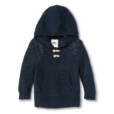 Baby Boys' Pullover Sweater - Dressy Blue 12 M - Genuine Kids from Oshkosh™