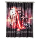 Star Wars Episode 7 Live Action Shower Curtain