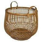 Linear Weave Bulging Basket - Threshold™