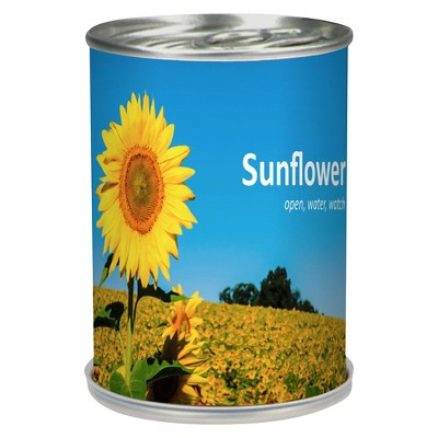 Flowers in a Can Sunflower
