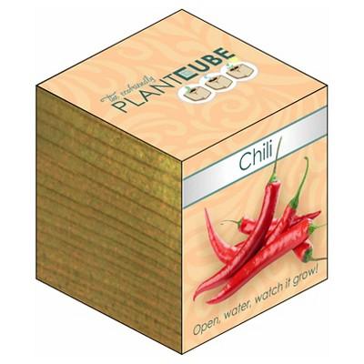 Ecofriendly PlantCube Chili