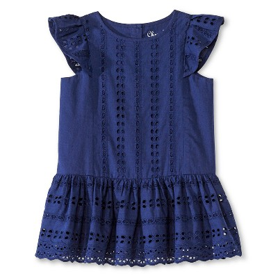 Imn Special Occasion Dresses Child Female Occasion Dresses Cherokee Nightfall Blue 12 M