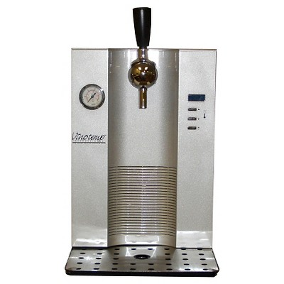 Vinotemp 5L Keg Mini Keg Beer Dispenser - Silver VT-DB