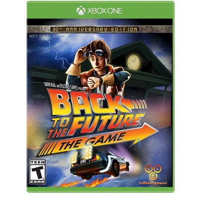 Back to the Future: The Game - 30th Anniversary Edition (Xbox One)