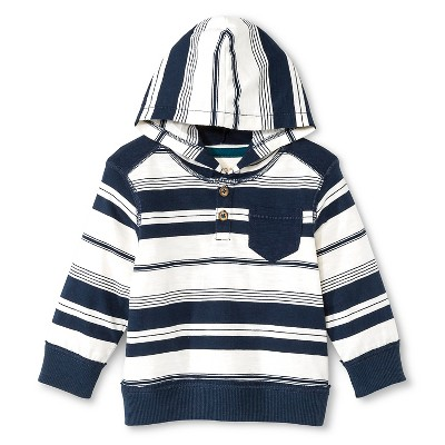 Male Sweatshirts Dressy Blue 12 M