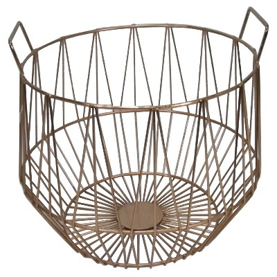 Threshold™ Metal Basket Large