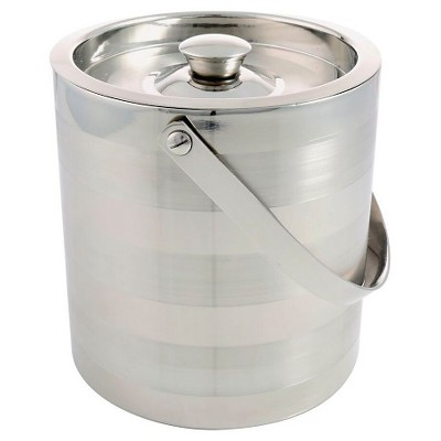 Cambridge Ellison Stripe 3 qt Ice Bucket