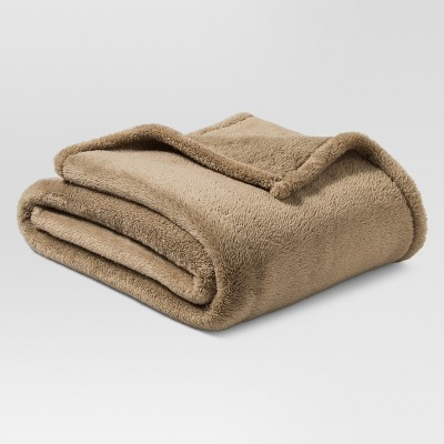 Threshold™ ™ Fuzzy Throw - Tan