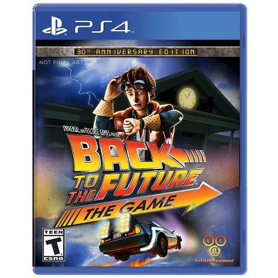 Back to the Future: The Game - 30th Anniversary Edition (PlayStation 4)