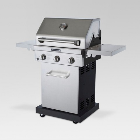 kitchen aid gas grill home and furnitures reference kitchen aid gas grill kitchenaid 3 burner gas grill product details page