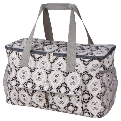 The Bumble Collection Down By The Shore Cooler Bag-Majestic Slate