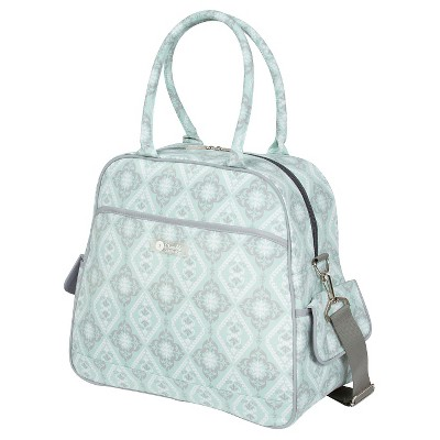 The Bumble Collection All in One Diaper Bag-Majestic Mint