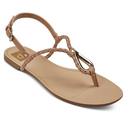 Women's dv Kaya Thong Sandals - Tan
