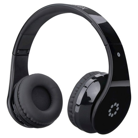 memorex bluetooth headphones with touch control black mhbt0245bk target. Black Bedroom Furniture Sets. Home Design Ideas