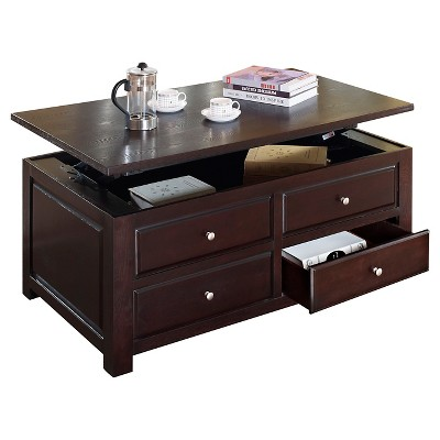 Malden Coffee Table Espresso - ACME