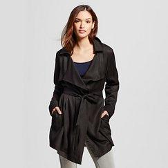 Women's Soft Trench Coat - Merona