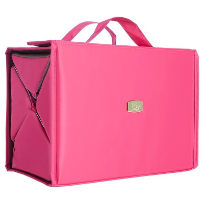Cosmetic Bag Fuchsia Solid Joy Mangano