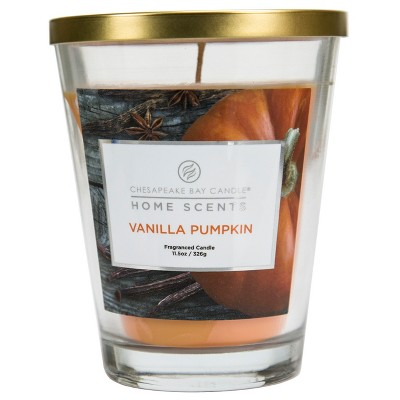 Candle - Vanilla Pumpkin (11.5oz) - Home Scents