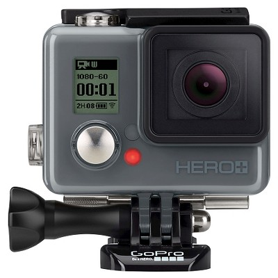 Action Camera GoPro Silver Gray