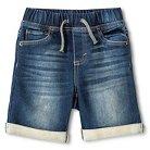 Toddler Boys' Jean Short - Blue