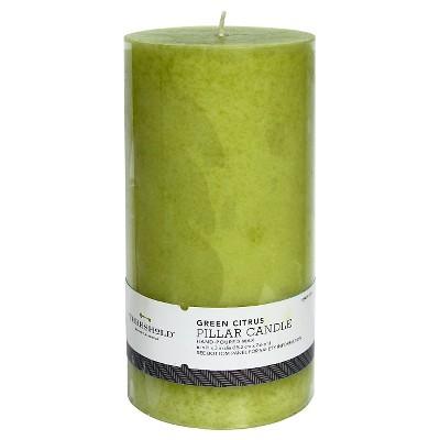Threshold™ Mottled Pillar Seasonal - Lime  (3x6)