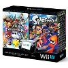 32GB Nintendo Wii U Deluxe Set w/ Splatoon and Super Smash Bros Deals