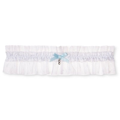 Women's Bridal Garter True White One Size - Gilligan & O'Malley™