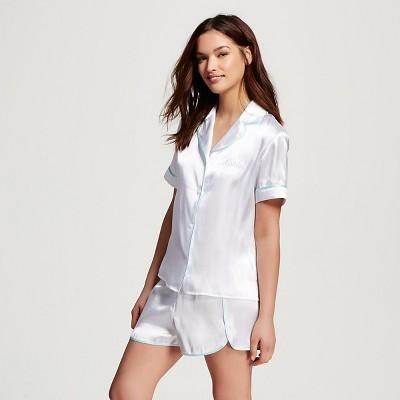 Women's Bridal Short Set True White XL - Gilligan & O'Malley®