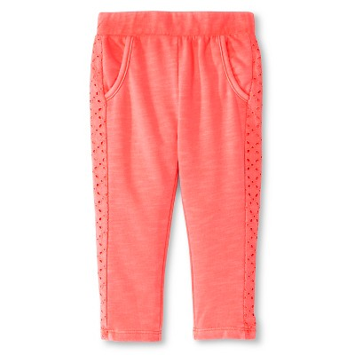 Female Lounge Pants Cherokee Retro Pink 18 M