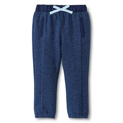 Baby Girls' Jogger Pant Blue 18M - Cherokee®