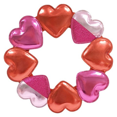Valentine's Day Heart Wreath - Spritz